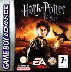 Jaquette de Harry Potter et la Coupe de Feu Game Boy Advance