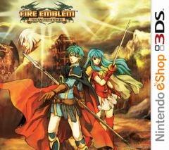 Jaquette de Fire Emblem : The Sacred Stones Nintendo 3DS