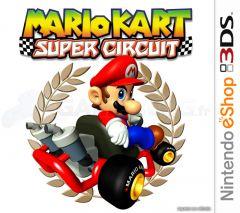 Jaquette de Mario Kart : Super Circuit Nintendo 3DS