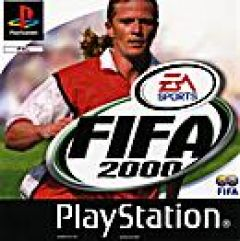 Jaquette de FIFA 2000 PlayStation