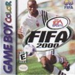 Jaquette de FIFA 2000 Game Boy Color