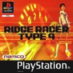 Jaquette de Ridge Racer Type 4 PlayStation