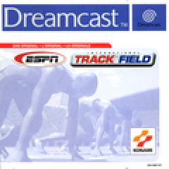 Jaquette de ESPN International Track & Field Dreamcast
