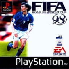 Jaquette de FIFA 98 : En route pour la coupe du monde PlayStation