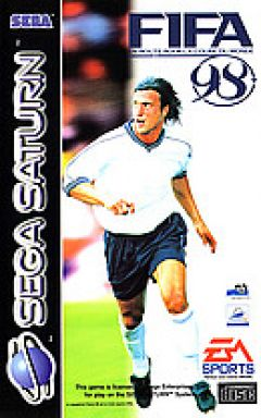 Jaquette de FIFA 98 : En route pour la coupe du monde Sega Saturn