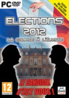 Jaquette de Élections 2012 : La Course à L'Elysée PC