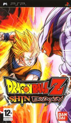 Dragon Ball Z : Shin Budokai (PSP)
