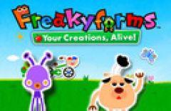 Jaquette de Freakyforms : Vos Créations Prennent Vie ! Nintendo 3DS