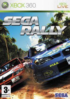 Jaquette de Sega Rally Xbox 360