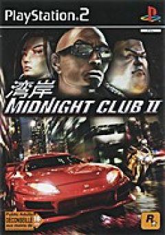Jaquette de Midnight Club II PlayStation 2