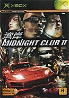 Jaquette de Midnight Club II Xbox