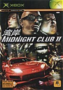Jaquette de Midnight Club II Xbox
