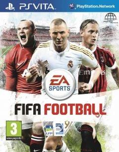 Jaquette de FIFA Football PS Vita