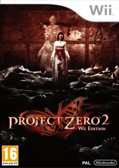 Jaquette de Project Zero 2 : Wii Edition Wii