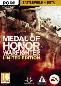 Jaquette de Medal of Honor : Warfighter PC