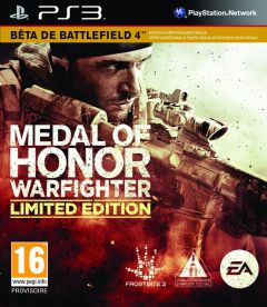 Jaquette de Medal of Honor : Warfighter PlayStation 3