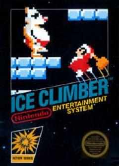 Jaquette de Ice Climber NES