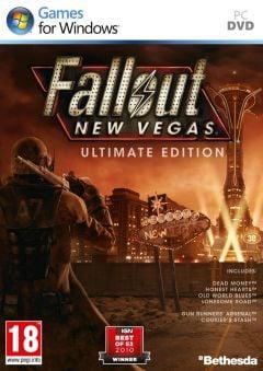 Jaquette de Fallout New Vegas : Ultimate Edition PC