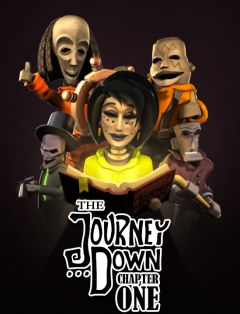 Jaquette de The Journey Down, Chapter 1 iPad