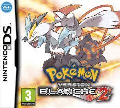 Jaquette de Pokémon Version Blanche 2 DS
