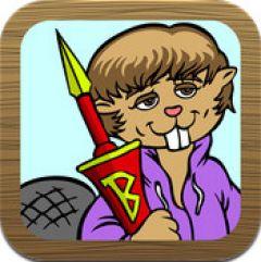 Jaquette de Joustin' Beaver iPad