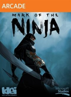Jaquette de Mark of the Ninja Xbox 360