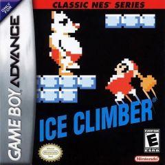 Jaquette de Ice Climber Game Boy Advance
