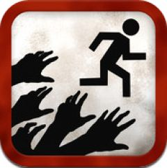 Jaquette de Zombies, Run ! iPad