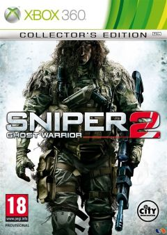 Jaquette de Sniper : Ghost Warrior 2 Xbox 360