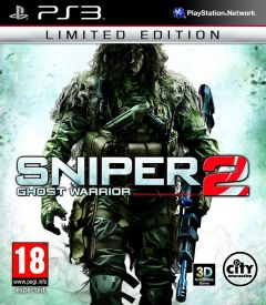 Jaquette de Sniper : Ghost Warrior 2 PlayStation 3