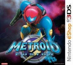 Jaquette de Metroid Fusion Nintendo 3DS