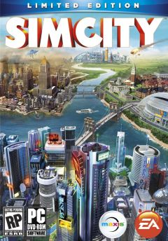 Jaquette de SimCity PC