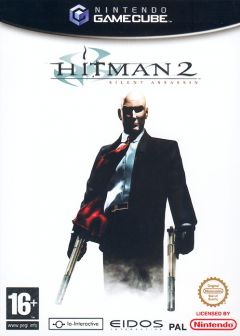 Jaquette de Hitman 2 : Silent Assassin GameCube