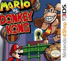 Jaquette de Mario Vs. Donkey Kong Nintendo 3DS