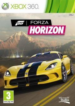 Jaquette de Forza Horizon Xbox 360