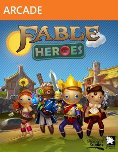 Jaquette de Fable Heroes Xbox 360