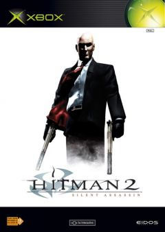 Jaquette de Hitman 2 : Silent Assassin Xbox