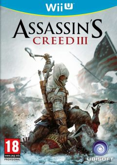 Jaquette de Assassin's Creed III Wii U