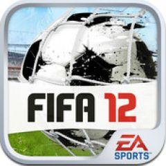 Jaquette de FIFA 12 iPad