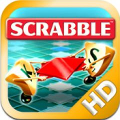 Jaquette de Scrabble iPad
