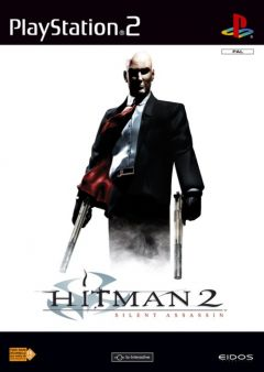 Jaquette de Hitman 2 : Silent Assassin PlayStation 2