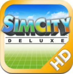 Jaquette de SimCity Deluxe iPad