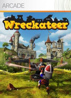 Jaquette de Wreckateer Xbox 360