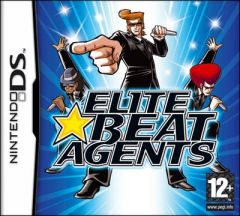 Jaquette de Elite Beat Agents DS