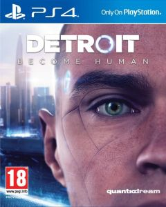 Jaquette de Detroit : Become Human PS4