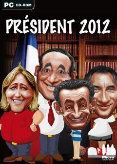 Jaquette de Pr�sident 2012 PC
