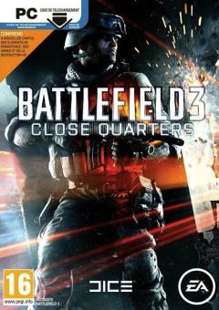 Jaquette de Battlefield 3 : Close quarters PC