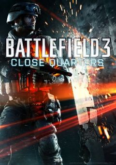 Jaquette de Battlefield 3 : Close quarters Xbox 360
