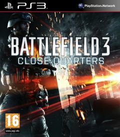 Jaquette de Battlefield 3 : Close quarters PlayStation 3
