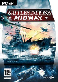 Jaquette de Battlestations : Midway PC
